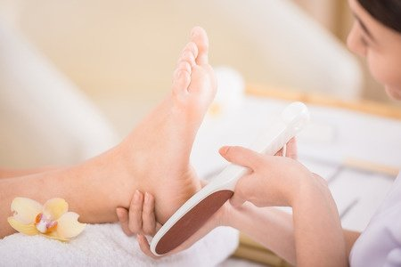 pedicure treatments in Paisley