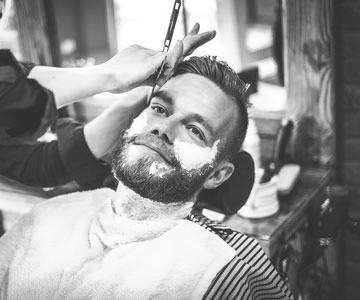 male grooming in paisley