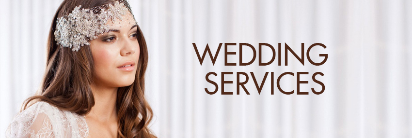 wedding hair services in Paisley