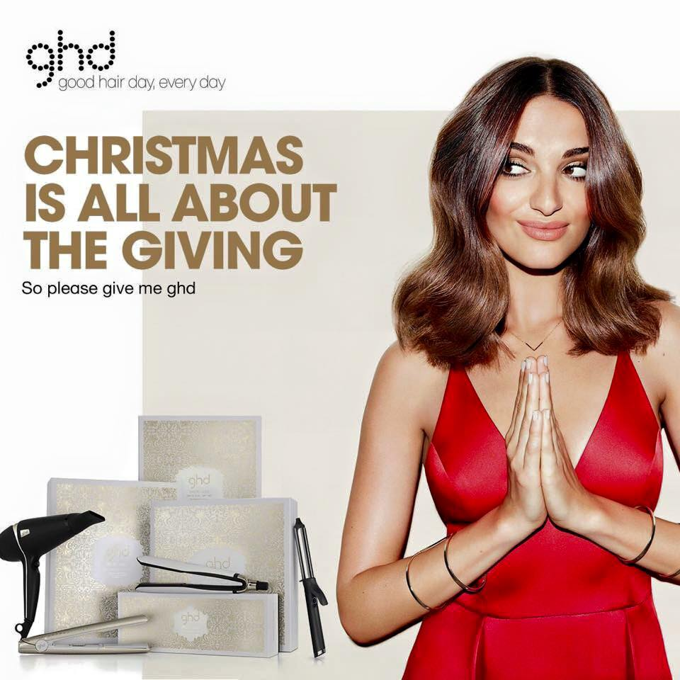 NEW Limited Edition GHD® Arctic Gold Range