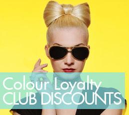 Colour Loyalty Club discounts