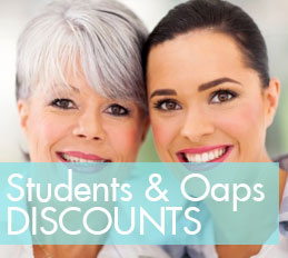 student-and-oaps-discount´s in paisley