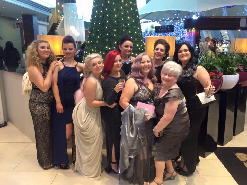 My Hair Guru Wins 'Salon of The Year' at Scottish Hair & Beauty Awards