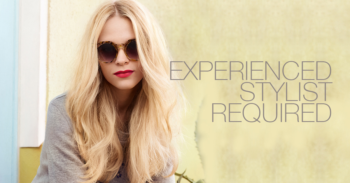 hairdressing jobs in Paisley, stylist jobs paisley