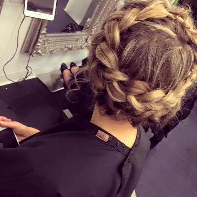 Prom Season Hairstyle Ideas