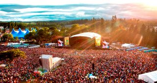 We're heading to T in the Park!