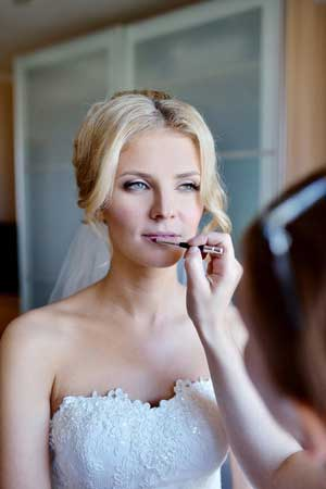 Wedding Day Beauty Treatments
