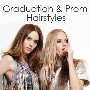 Prom Hairstyling Ideas