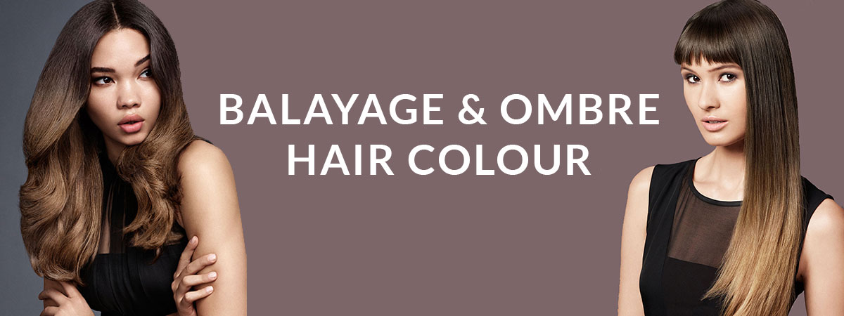Balayage & Ombré Hair Colours