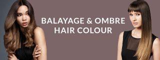 Balayage & Ombré Hair Colours