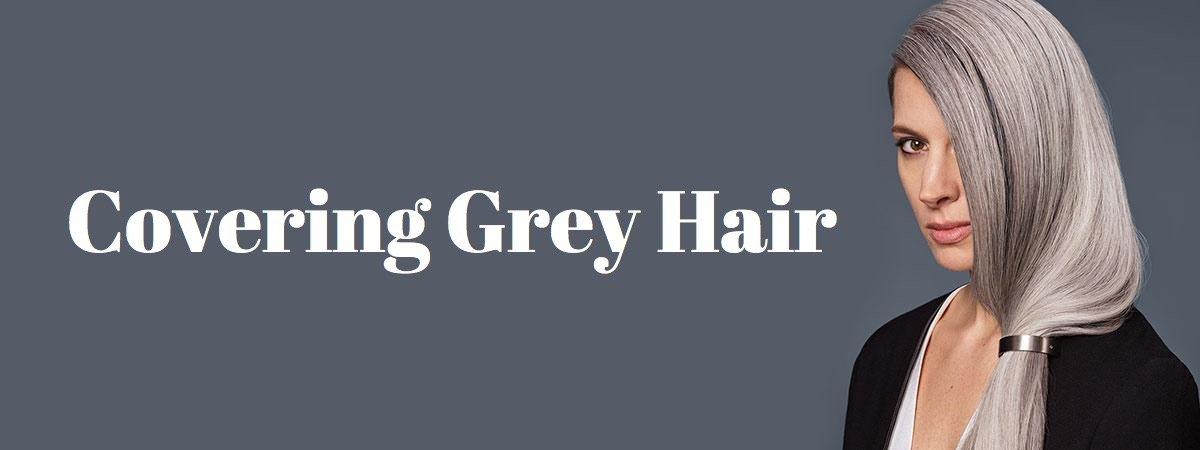 Colouring Grey Hair Explained