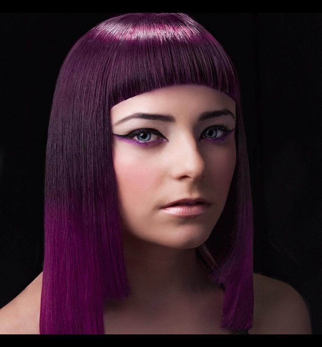 myhairgurupaisley olaplexuk olaplex purplehairlaquersprismisbob bobhaircut hairdresserhairdresserpaisley paisley glasgowhairdresser glasgow donnagunn01