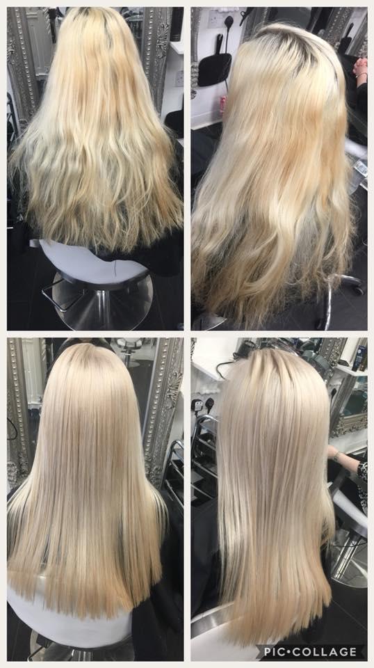 OLAPLEX™ hair treatment at My Hair Guru Hairdressing Salon in Paisley