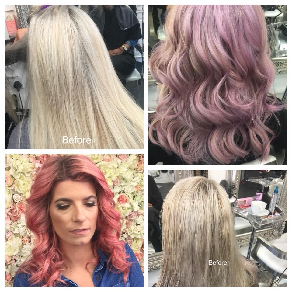 crazy colours my hair gur hair salon paisley