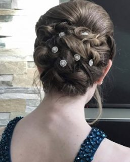 Prom Hair and Beauty