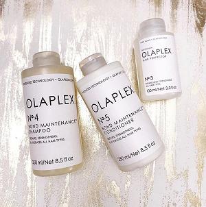 NEW Olaplex Shampoo & Conditioner