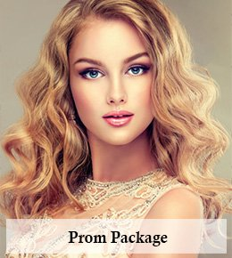 Prom Package Deal Paisley Hair & Beauty Salon