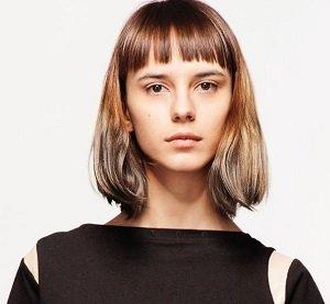 Fringe hairstyles ideas My Hair Guru Paisley