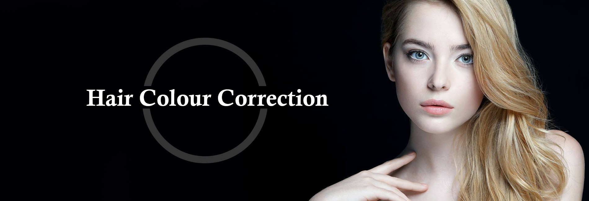 Hair Colour Correction 2