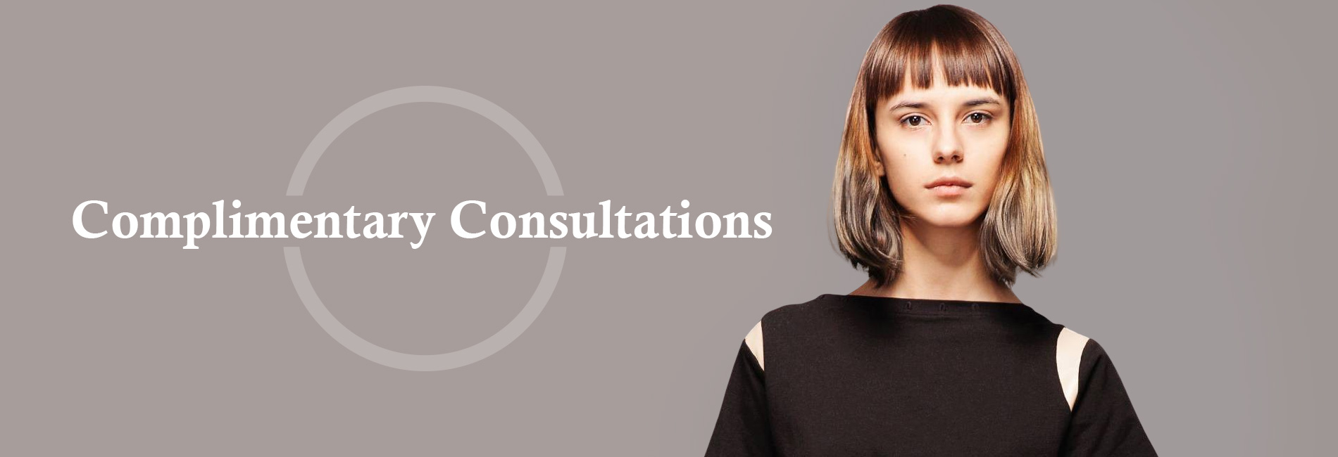 Complimentary Consultations Paisley Hairdressers