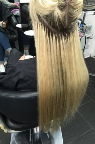 hair extensions in Paisley 2