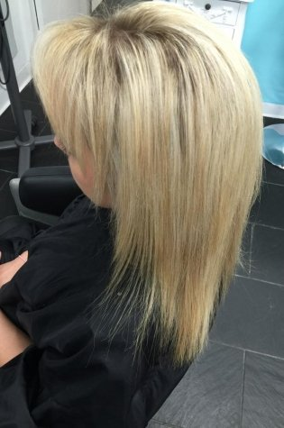 hair extensions in Paisley 1