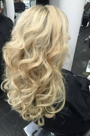 hair extensions in Paisley 5