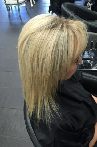 hair extensions in Paisley 1a