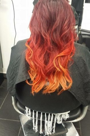 hair extensions in Paisley 7e