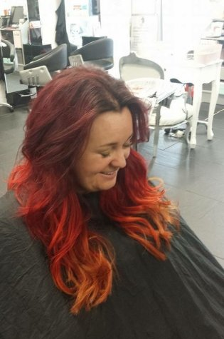 hair extensions in Paisley 9