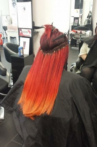 hair extensions in Paisley 6