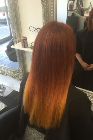 hair extensions in Paisley 7a