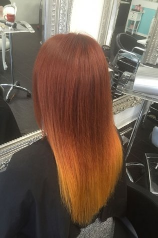 hair extensions in Paisley 7b