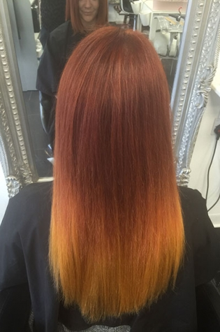 hair extensions in Paisley 7c