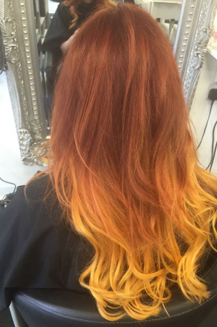 hair extensions in Paisley 7d