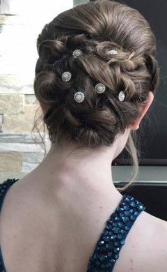 Prom Countdown at My Hair Guru Hair & Beauty Salon in Paisley